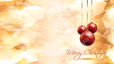 Christmas Background Christian.Golden Christmas Bulbs With Text Christian Worship Background In Hd For Sermons And Worship
